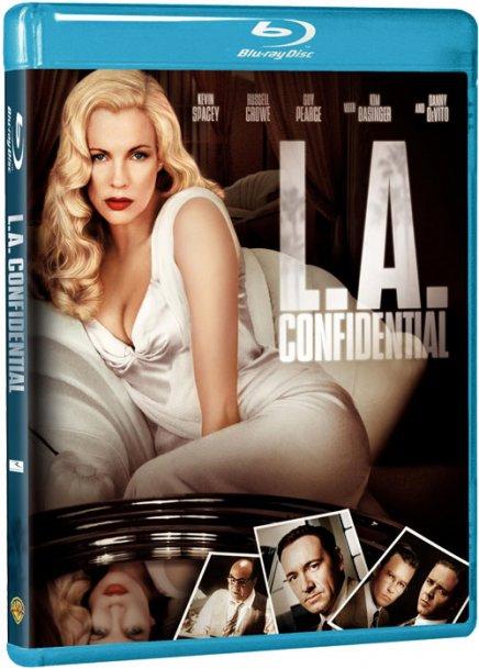 L.A. Confidentiel 2 DVD et Blu Ray : les visuels