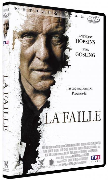 La Faille arrive en DVD !