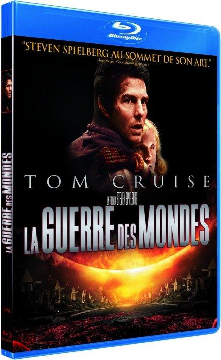 Test du Blu-Ray Test du Blu-Ray La Guerre des mondes