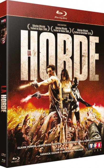 Test du Blu-Ray Test du Blu-Ray La Horde