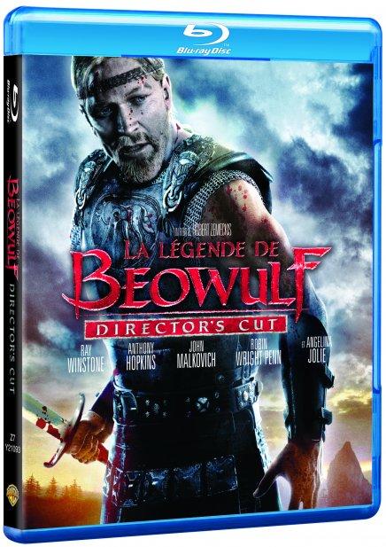 Test du Blu-Ray La Légende de Beowulf