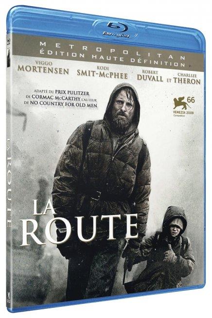 Test du Blu-Ray Test du Blu-Ray La Route