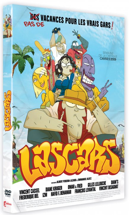 Test DVD Lascars