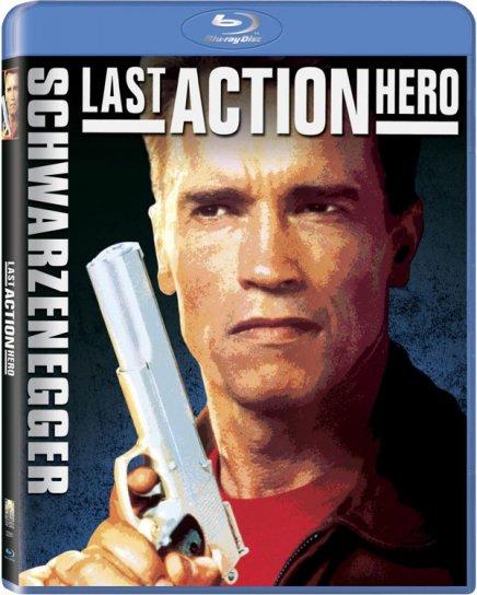 Annonce de la sortie de Last Action Hero en Blu-Ray américain