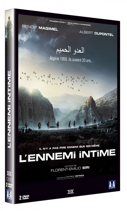 Test DVD L'ennemi intime - Edition Collector