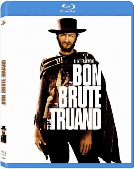 Le Bon, la brute et le truand - Blu-Ray
