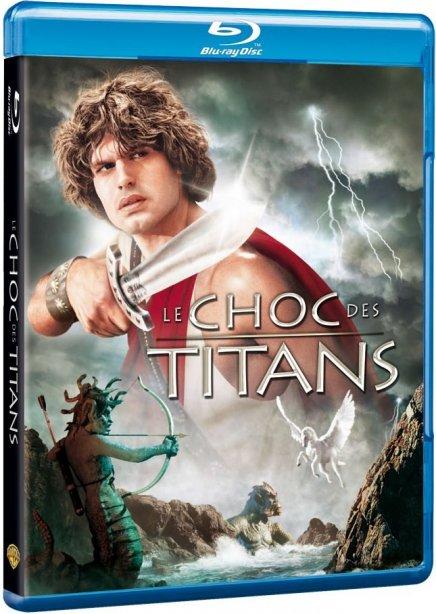 Test du Blu-Ray Test du Blu-Ray Le Choc des Titans