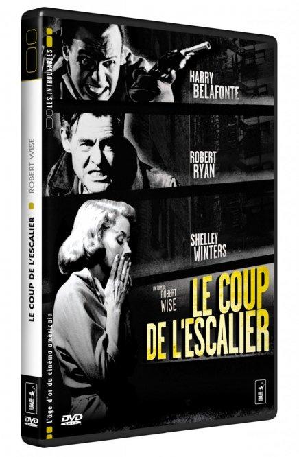 Test DVD Le Coup de l'escalier