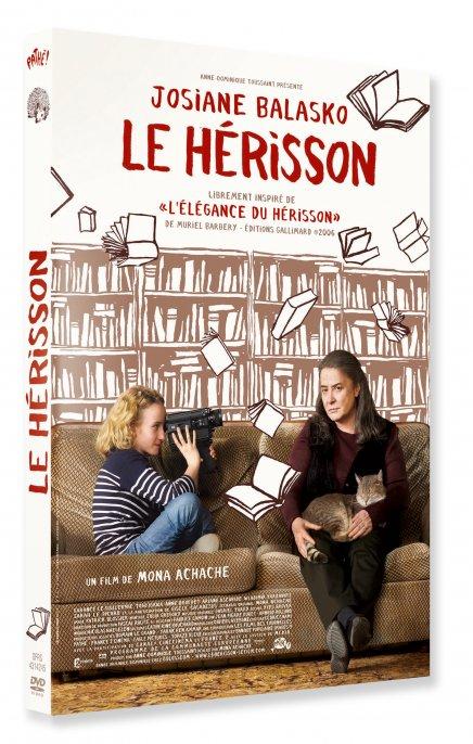 Test DVD Le Hérisson