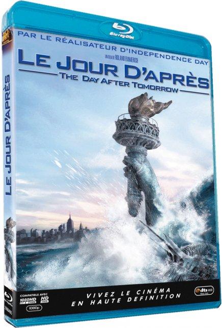 Le Jour d'après - Blu-Ray