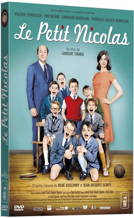 Test DVD Test DVD Le Petit Nicolas
