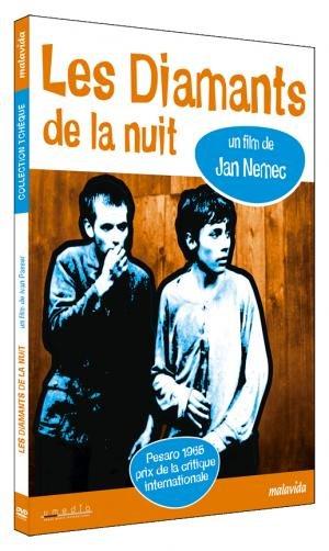 Test DVD Test DVD Les Diamants de la nuit