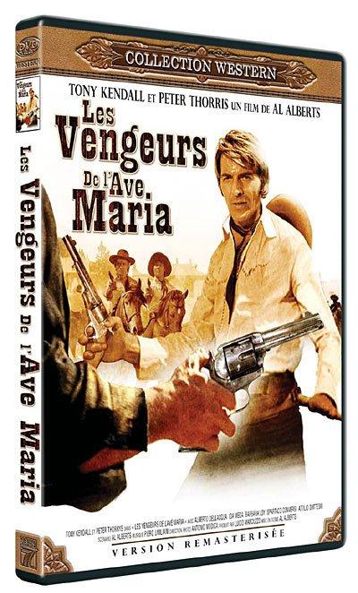 Tout sur les quatre nouveaux westerns de chez Seven7 :