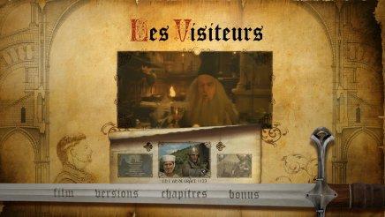 Les Visiteurs – Blu-Ray