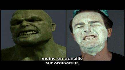L'Incroyable Hulk – Blu-Ray