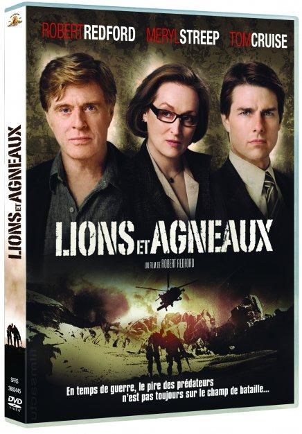 Test DVD Test DVD Lions et agneaux