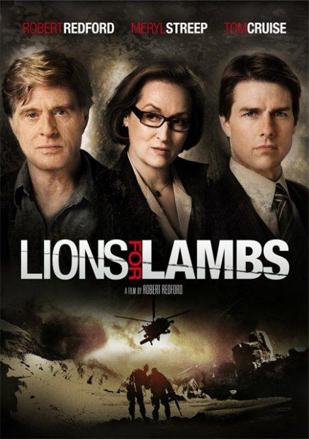 Lions et agneaux en DVD Z1 : date, spécifications et visuel : date, spécifications et visuel