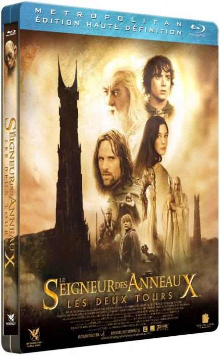 Tout sur les Blu-ray de la trilogie Le Seigneur des Anneaux de Peter Jackson