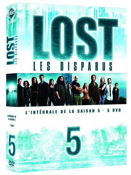 Test DVD Test DVD Lost, les disparus - saison 5