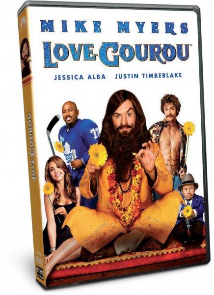 Test DVD Test DVD Love Gourou