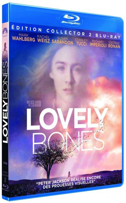 Test du Blu-Ray Test du Blu-Ray Lovely Bones