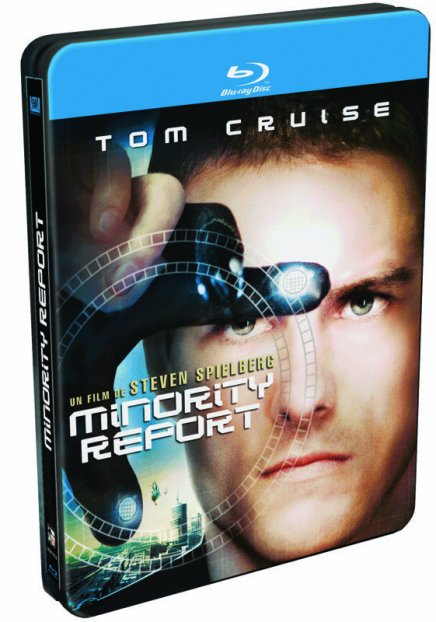 Test du Blu-Ray Test du Blu-Ray Minority Report