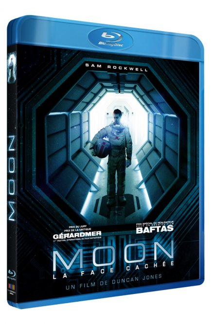Test du Blu-Ray Moon - La face cachée