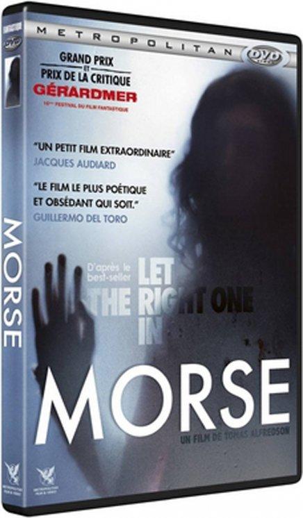 Morse : en DVD et Blu-Ray le mois prochain dans nos bacs !