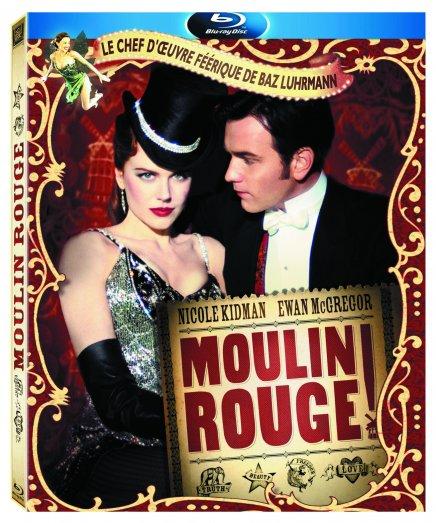 Roméo + Juliette et Moulin Rouge débarquent en Blu-ray chez Fox