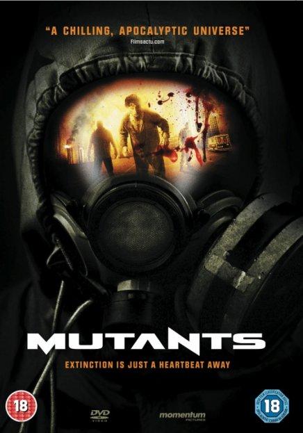 Filmsactu sur le DVD anglais de Mutants