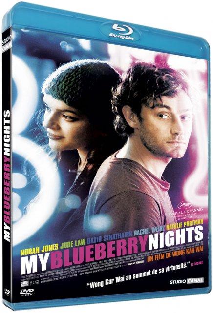 My Blueberry Nights - Blu-Ray