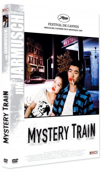 Test DVD Test DVD Mystery Train
