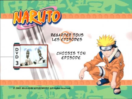Naruto Edited  - Vol. 3