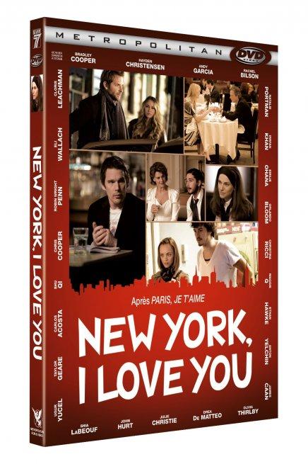 Test DVD Test DVD New York, I love you