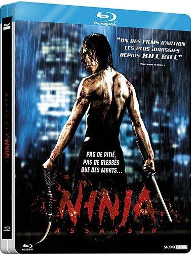 Test du Blu-Ray Test du Blu-Ray Ninja Assassin