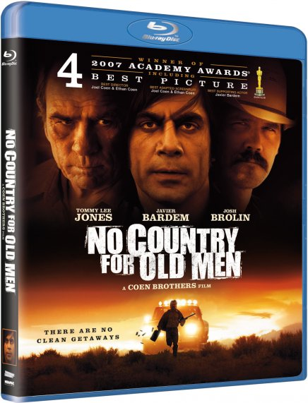 Tout sur No Country for Old Men en DVD et Blu-Ray