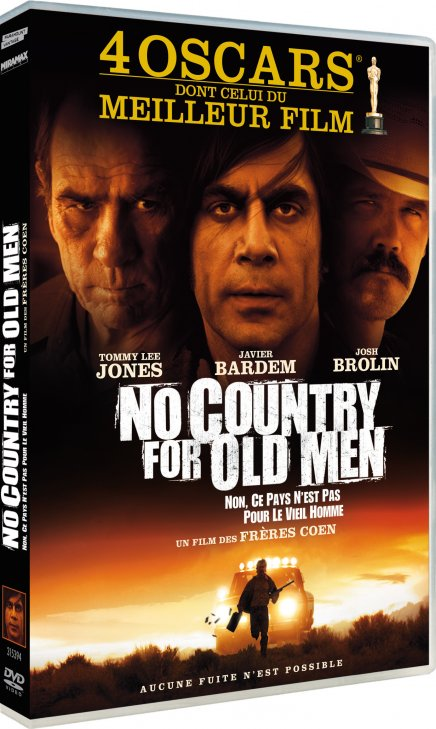 Test DVD Test DVD No Country for Old Men