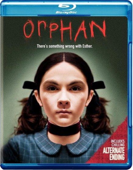 Test du Blu-Ray Esther