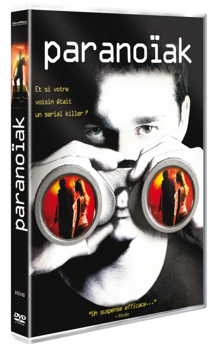 Test DVD Paranoïak