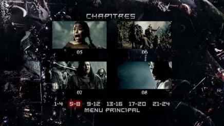 Tout sur Pathfinder en DVD