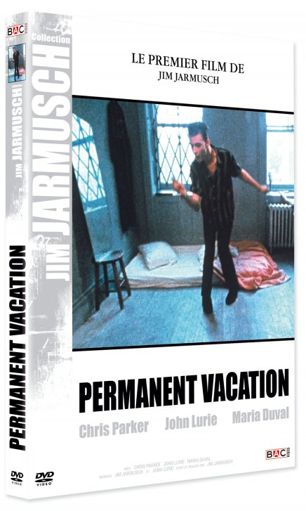 Test DVD Test DVD Permanent Vacation