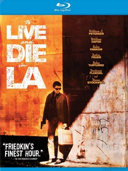 Police Fédérale Los Angeles revient en Blu-Ray