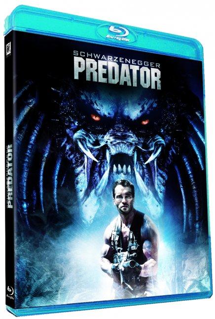 Test du Blu-Ray Test du Blu-Ray Predator - Ultimate Hunter Edition