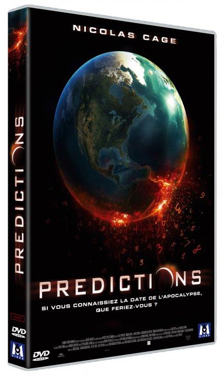 Prédictions de Alex Proyas avec Nicolas Cage en DVD et Blu-Ray