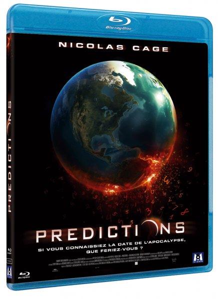 Test Blu-Ray de Prédictions