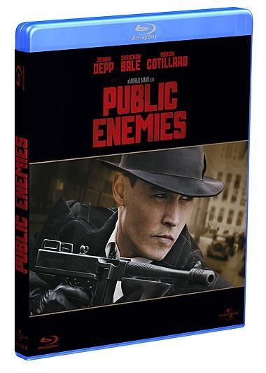 Test du Blu-Ray Public Enemies