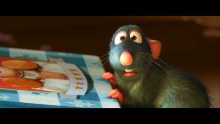 Critique Critique Ratatouille