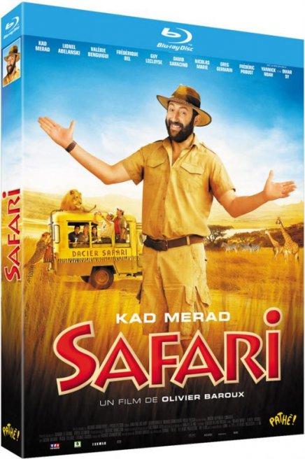 Test du Blu-Ray Safari