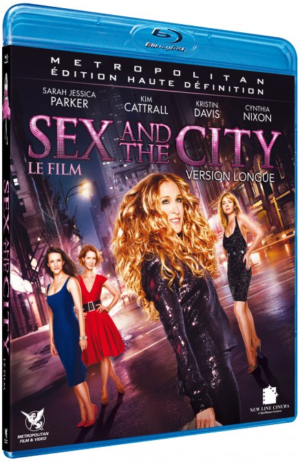 Sex And The City - Le film – Blu-Ray
