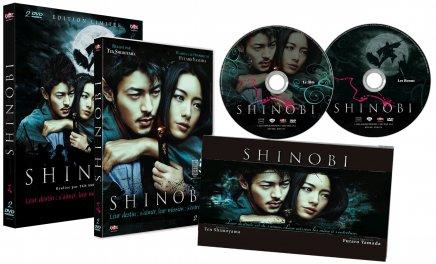 Shinobi : Kaze se lance dans le HD-DVD !